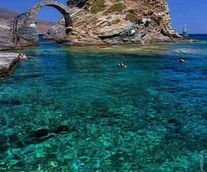 Greece, greek island, and summer image