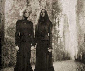 gothic, model, and photography image