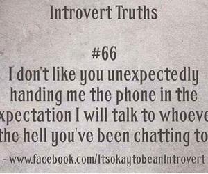 awkward, introvert, and shy image