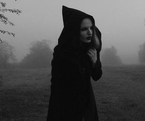 b&w, black and white, and dark image