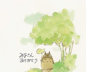 anime, drawing, and studio ghibli image