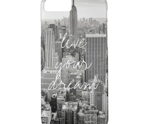 case, live your dream, and new york city image