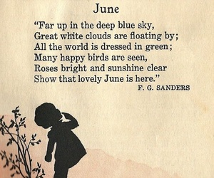 june, holiday, and lovely image