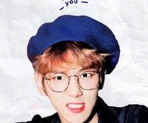 background, exo, and byun baekhyun image