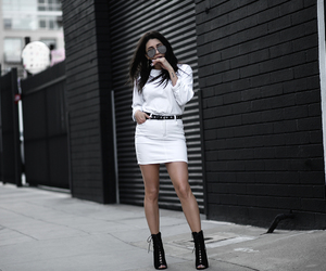 fashion, streetstyle, and fashionblogger image