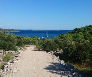 Croatia, summer, and kaprije image