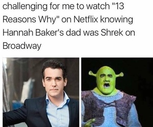 funny and 13 reasons why image