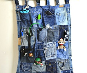 diy, jeans, and make-up image