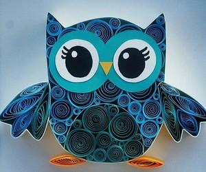 creative and owl image