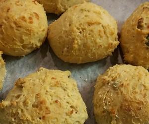 bake, baking, and bread image