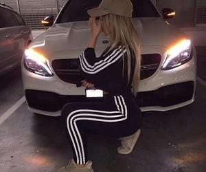 adidas, car, and goals image