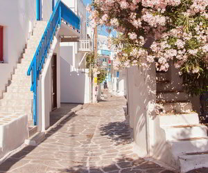 Greece, travel, and vacation image