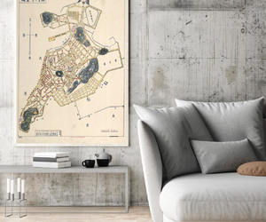 china, old map, and etsy image