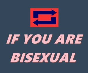 bisexual, reposted, and lgbt image