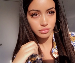 girl, cindy kimberly, and brunette image
