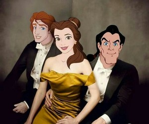 beast, belle, and life image