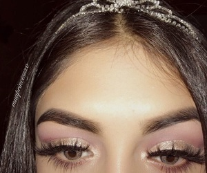 inspo, makeup, and site models image