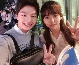 school 2015, kim so hyun, and sungjae image