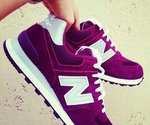 shoes, new balance, and sport image