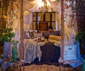 gazebo, whimsical, and pillows image