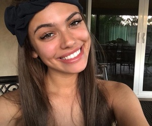 girl, kelsey calemine, and smile image