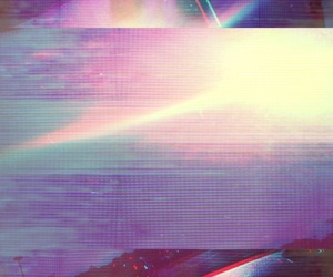90s, glitch, and vhs image