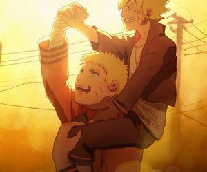 naruto and boruto image
