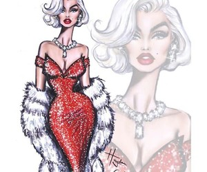 marlyn monroe and hayden williams image