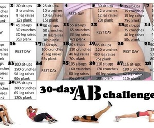 abs, body, and challenge image