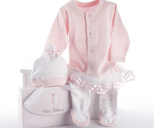 baby, ballet, and cloth image