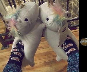 unicorna shoes love image