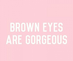 brown eyes, gorgeous, and pink image