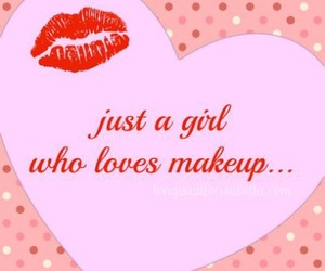 beauty, makeup lover, and lipstick image