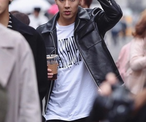 leader, vocal, and shownu image