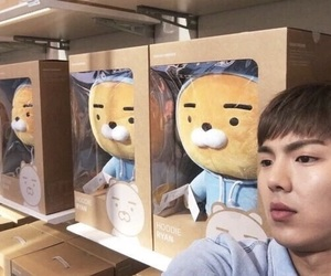shownu, monsta x, and i.m image