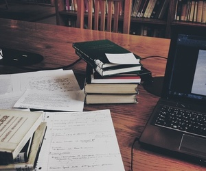 study and books image