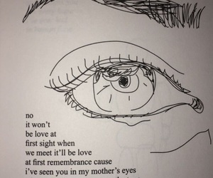 eyes, love, and marry image