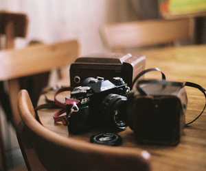 camera, essentials, and photography image