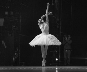 ballerina, ballerinas, and ballet image