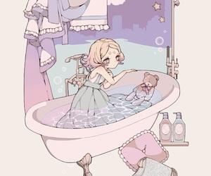 girl, 可愛い, and 美少女 image