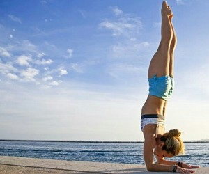 equilibre, fit, and yoga image