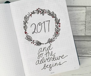 bullet and journal image