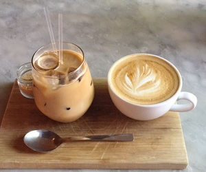 coffee, flatwhite, and shphotography image