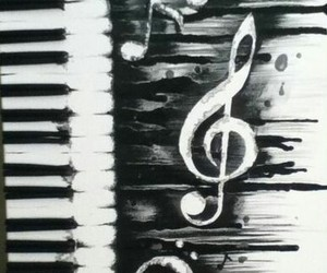 drawing and musik image