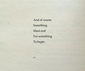 end, poem, and began image