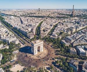 travel, paris, and city image