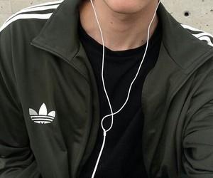 boy and adidas image