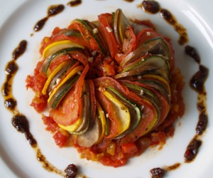 ratatouille and french food image