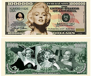 items, Marilyn Monroe, and novelty image