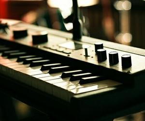 fun, keyboard, and music image